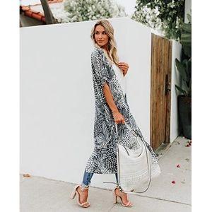 ☀️ Bimini Breezy kimono NWOT